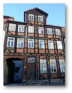 Bürgerstiftung Ostfalen saniert  Fachwerkhaus am Holzberg 2