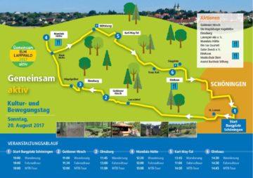 Gemeinsam aktiv in der Region Elm-Lappwald