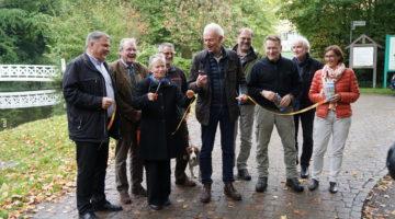 """Alte Pfade neu entdecken – Wanderweg """"Destedt – Tetzelstein"""" offiziell eröffnet."""